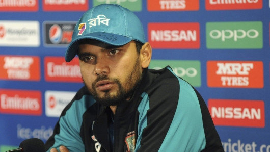 Asia Cup 2018: I think every team is a threat for us: Mashrafe Mortaza
