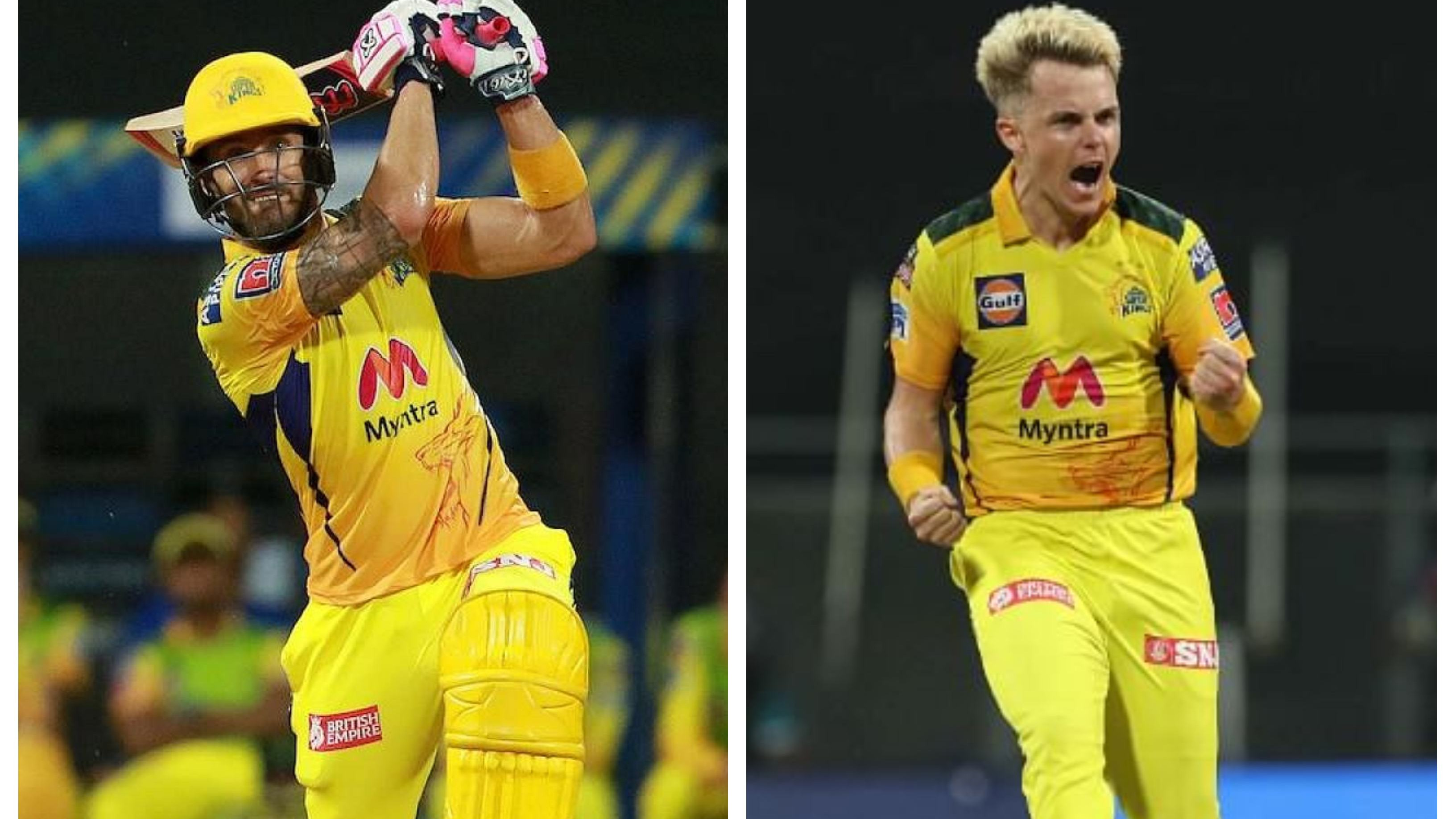 IPL 2021: CSK sweat over Faf du Plessis' fitness; set to miss Sam Curran's services in 1st game against MI