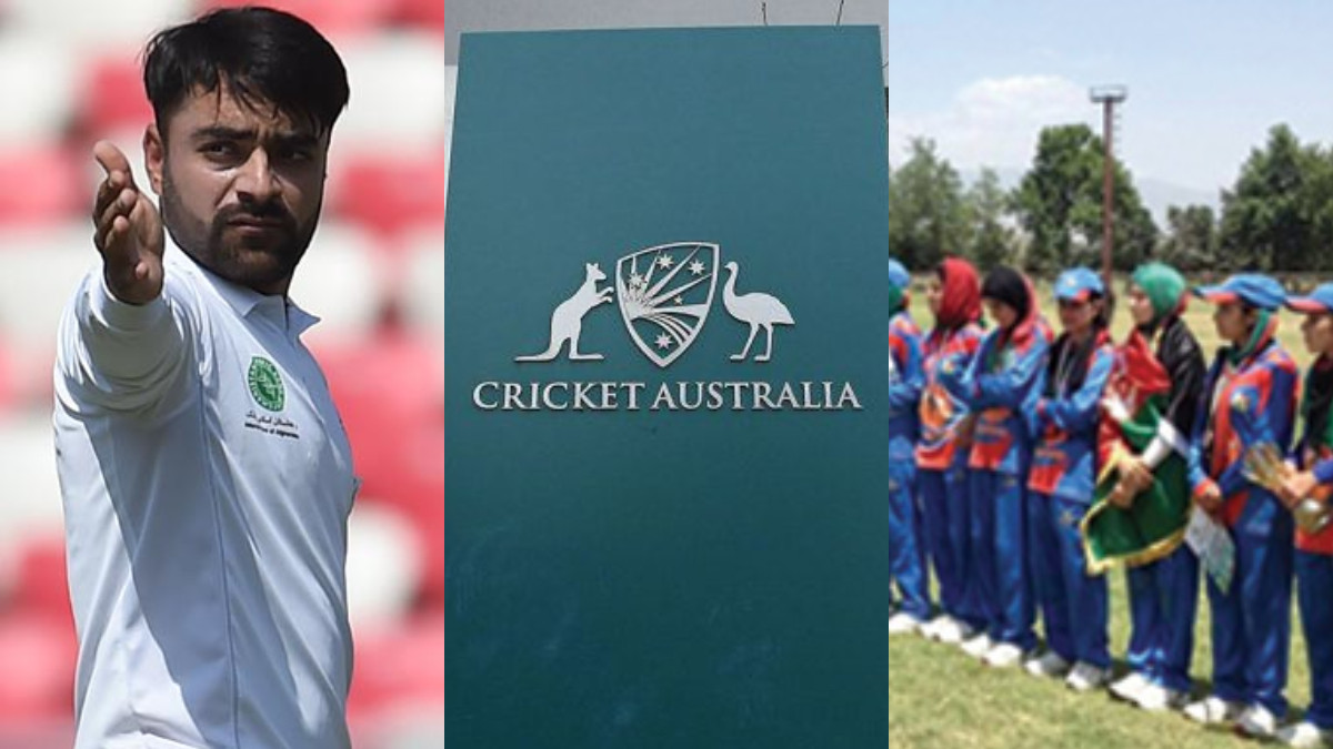 Cricket Australia to cancel the one-off Test against Afghanistan if Taliban bans women cricket