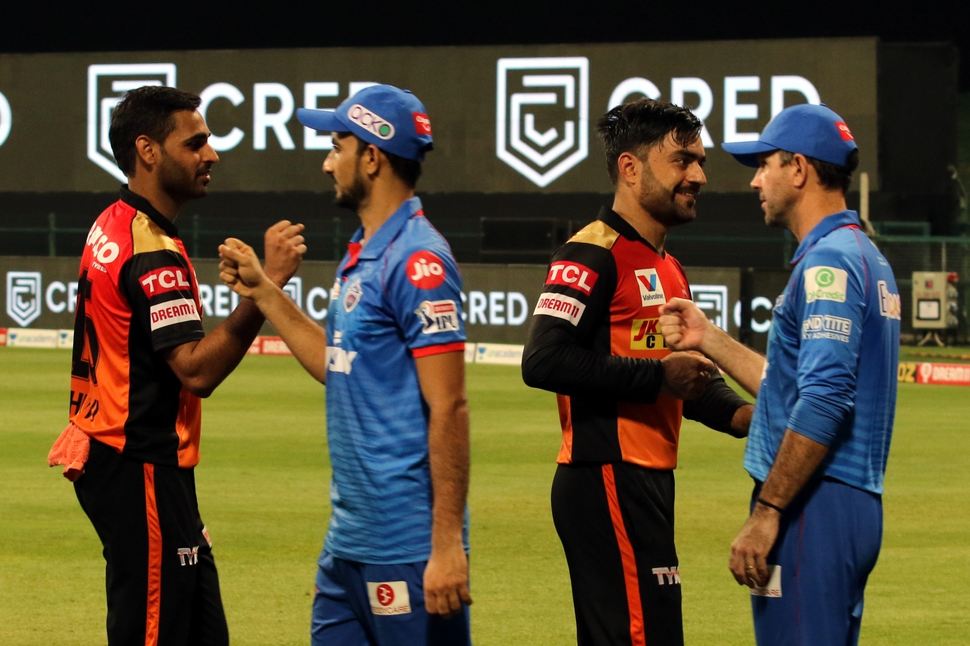 DC lost to SRH in their last game | IANS