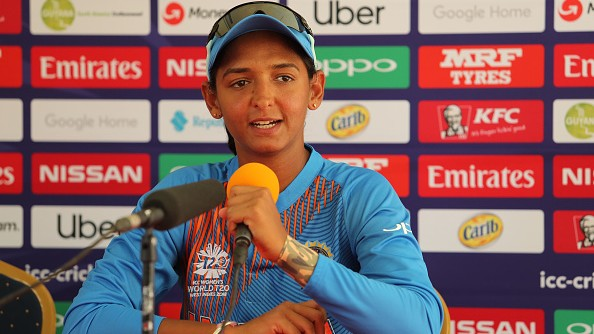 ICC Women's T20 WC 2020: Harmanpreet backs India's spin heavy attack to do well in T20 World Cup