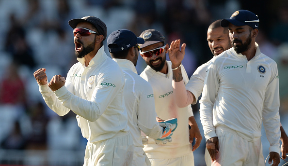 Team India won just a single Test at Nottingham and lost the series 1-4 to England | Getty