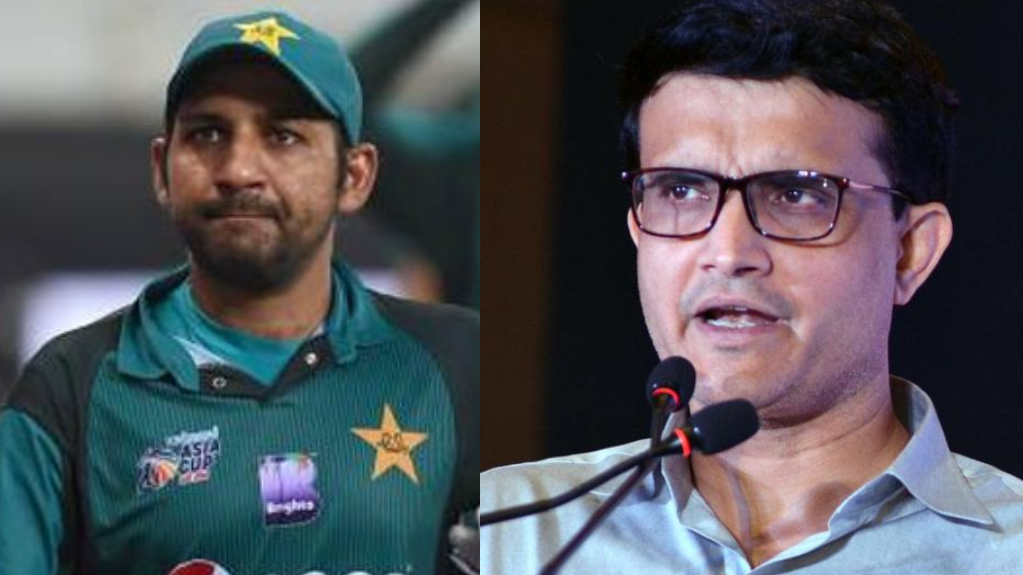 Asia Cup 2018: Sourav Ganguly lends support to under-fire Sarfraz Ahmed