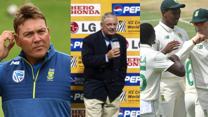 Jacques Kallis disappointed as no South African player wore black armband for Robin Jackman