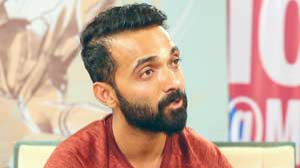 Ajinkya Rahane shares life experiences with young underprivileged children in Mumbai
