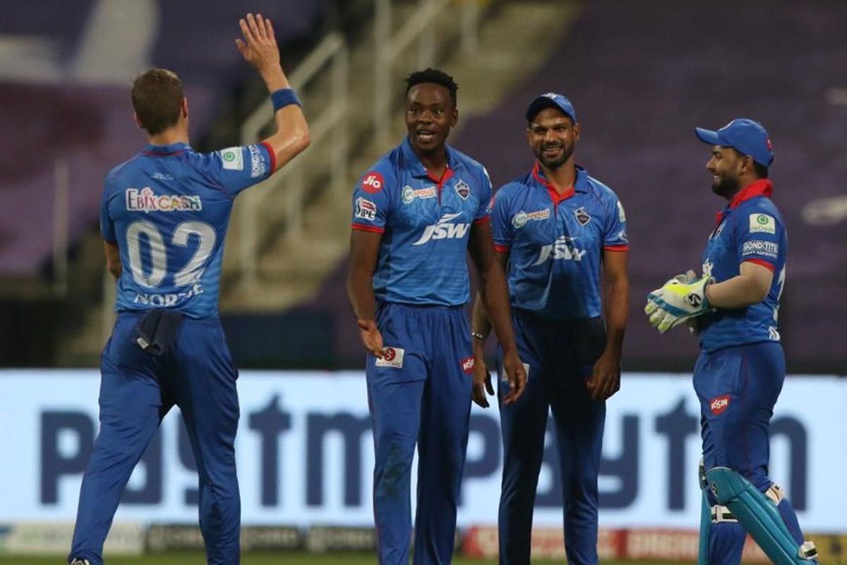 Kagiso Rabada and Anrich Nortje are two key players for Delhi Capitals | BCCI/IPL