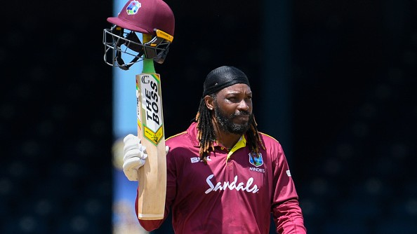 WI v IND 2019: Cricket fraternity hails Chris Gayle as he blasts 72 off 41 balls in his farewell ODI innings