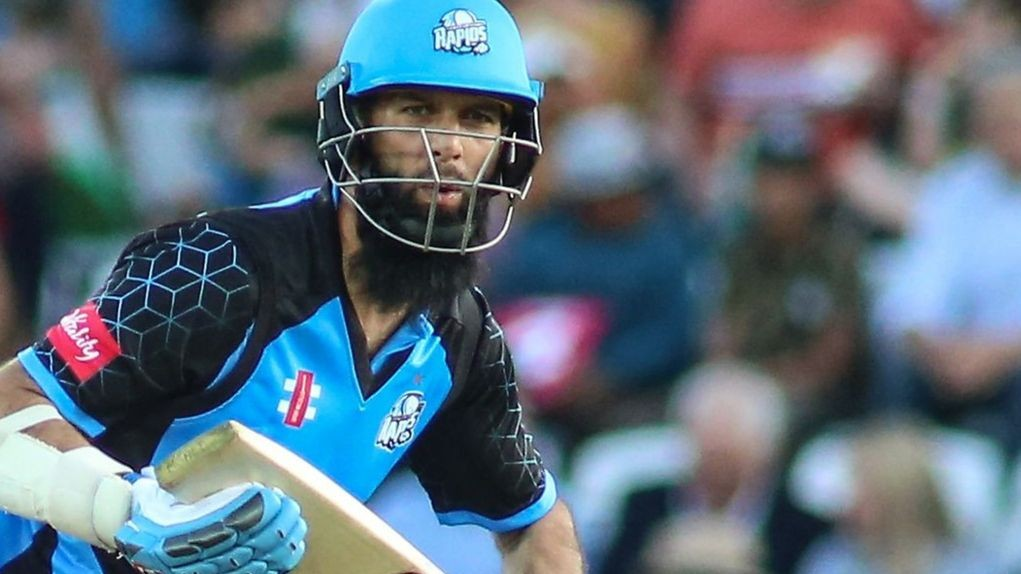 Moeen Ali hits unbeaten ton for Worcestershire in Vitality T20 Blast