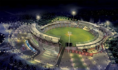 Rajiv Gandhi International cricket stadium, Dehradun | You Tube