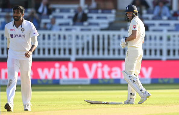 Jasprit Bumrah and James Anderson | GETTY