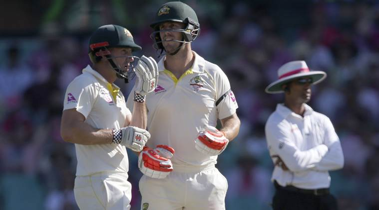 Ashes 2017-18 : Fifth Test, Day 3 : Marsh brothers  help Australia take control