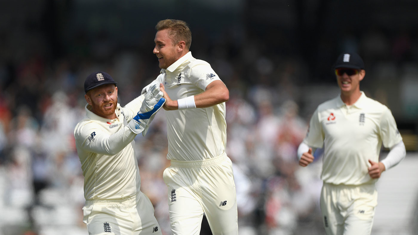 ENG vs PAK 2018: Stuart Broad stands on his decision to reply to Michael Vaughan's recent criticism
