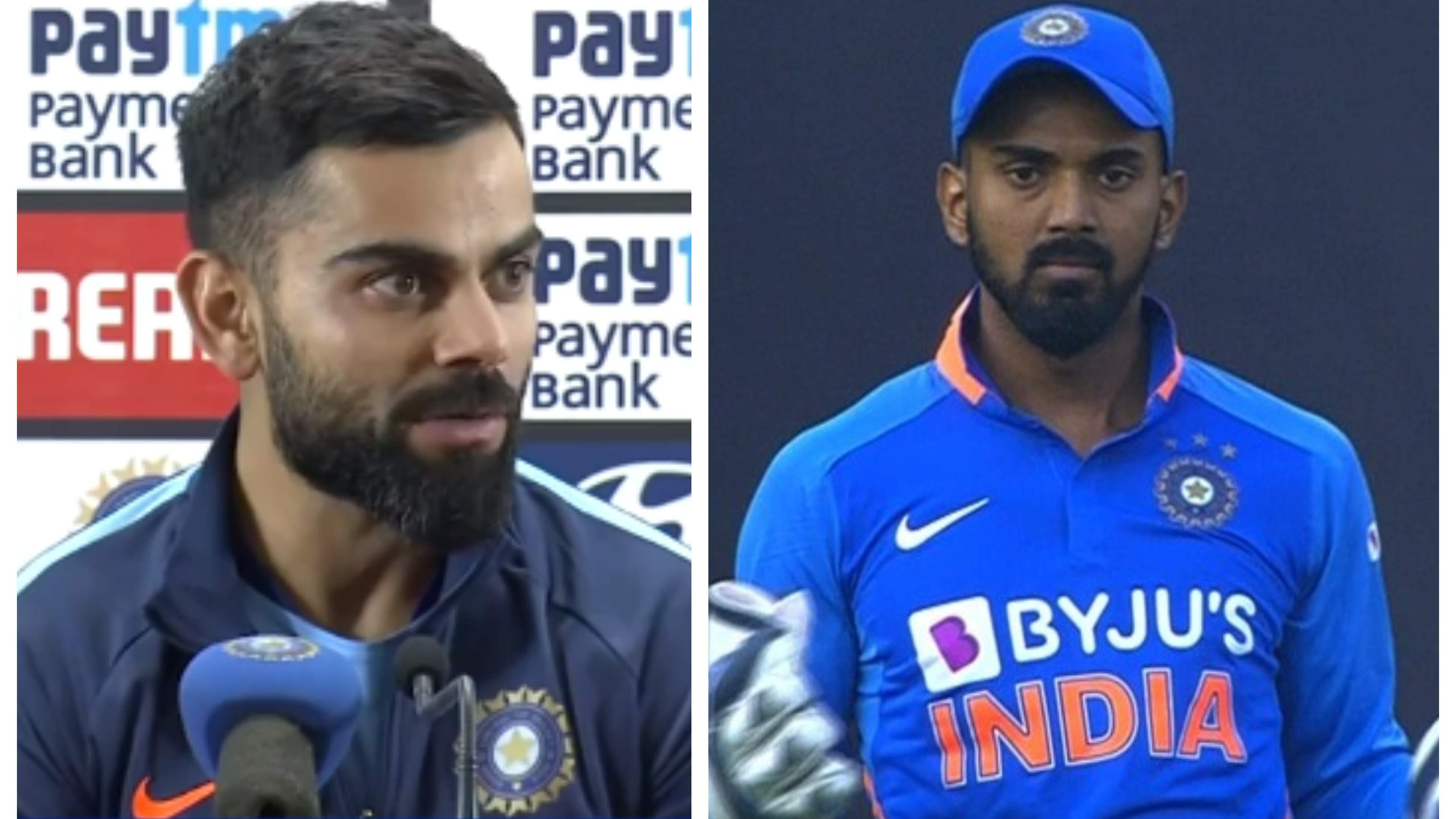 IND v AUS 2020: KL Rahul will continue to keep wickets for a while, confirms Virat Kohli