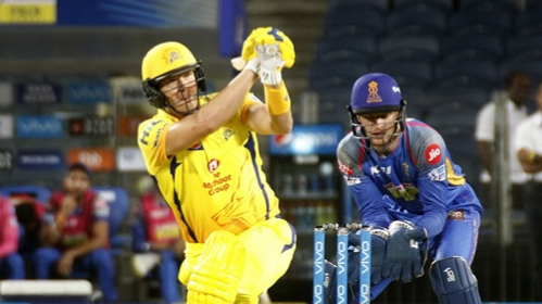 IPL 2018: Twitter watches in awe as Shane Watson's century takes CSK to 204 against RR