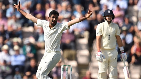 ENG v IND 2018: 4th Test, Day 1 – Jasprit Bumrah's 3/46 keeps England to 246 despite Sam Curran's 78