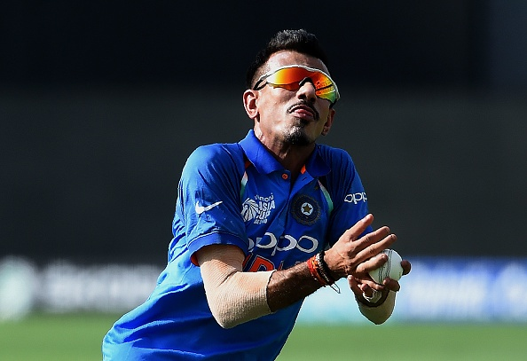 Yuzvendra Chahal lauded by Pakistan fans | Getty Images
