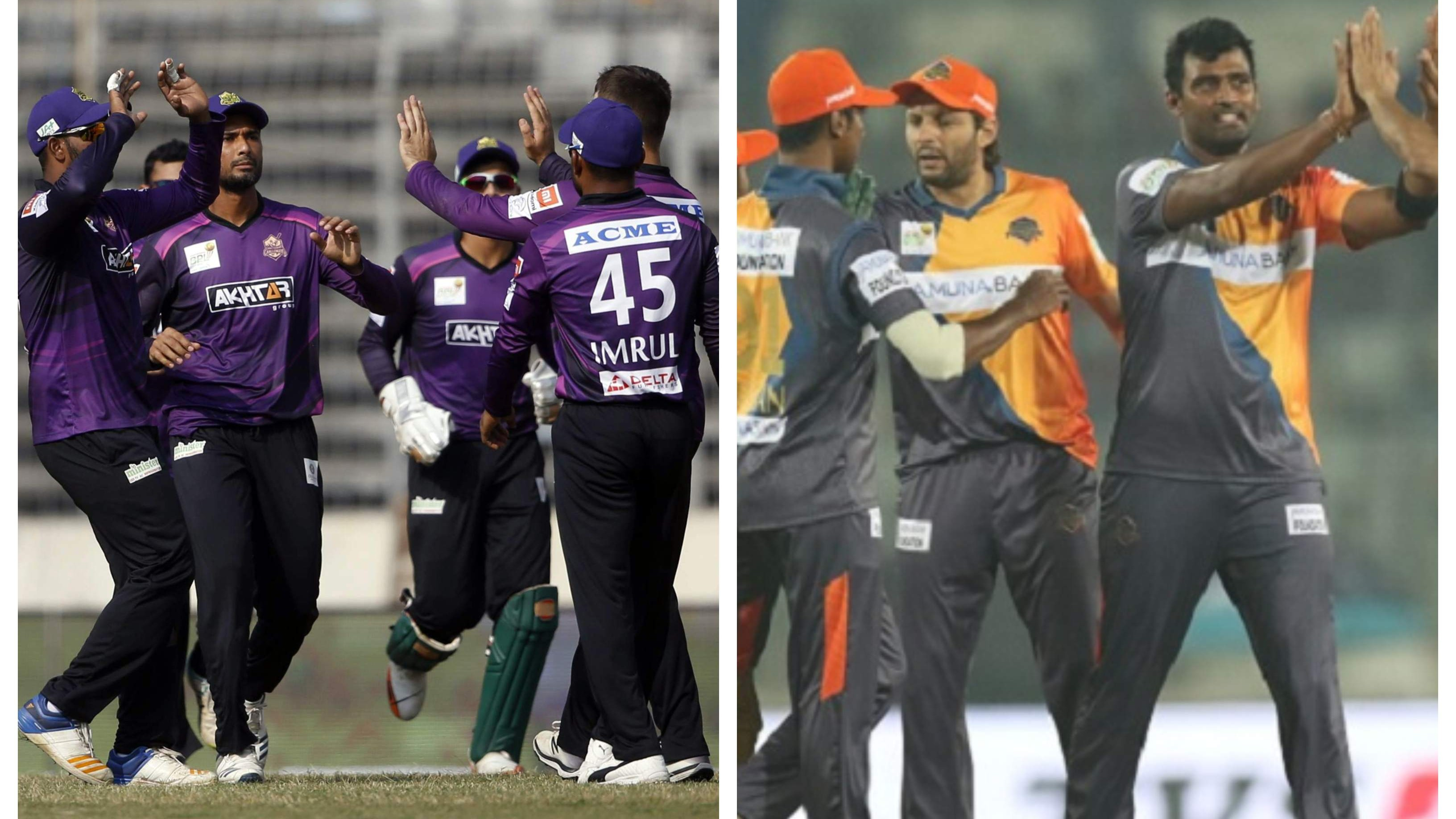 BPL 2019-20: Challengers defeat Rangers by 6 wickets; Thunder lost to Platoon by 24 runs