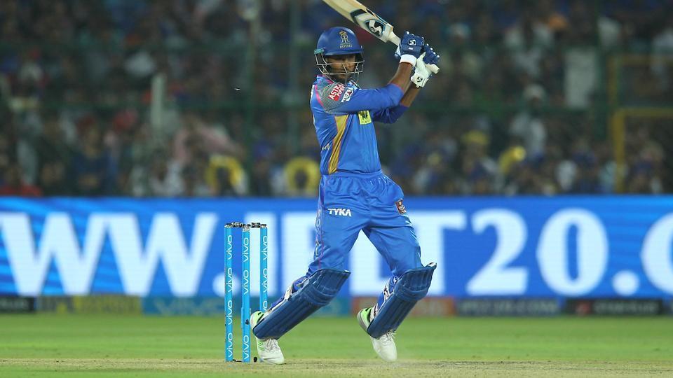 IPL 2018: Krishnappa Gowtham won us the game in the end, says Ajinkya Rahane