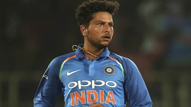 IND v WI 2018: It was difficult to grip the wet ball in Vizag, says Kuldeep Yadav
