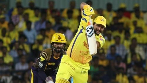 IPL 2018 : हर्षा भोगले ने सुरेश रैना को बताया 'आईपीएल लेजेंड'