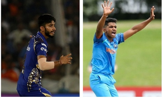 Dravid cited Shivam Mavi and Mayank Markande as examples of talent coming from faraway places