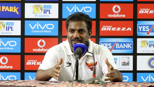 IPL 2021: Muttiah Muralitharan to be discharged from hospital today; to rejoin the SRH camp