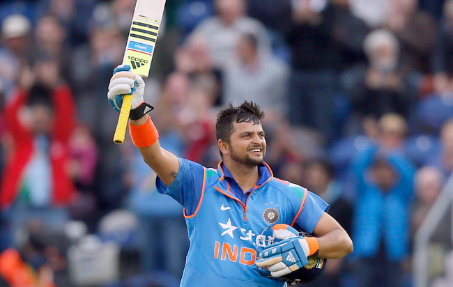 5 reasons why Suresh Raina should be included in India's ODI squad