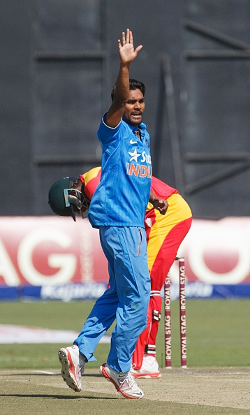 Sandeep Sharma has played two T20Is for India so far | Getty
