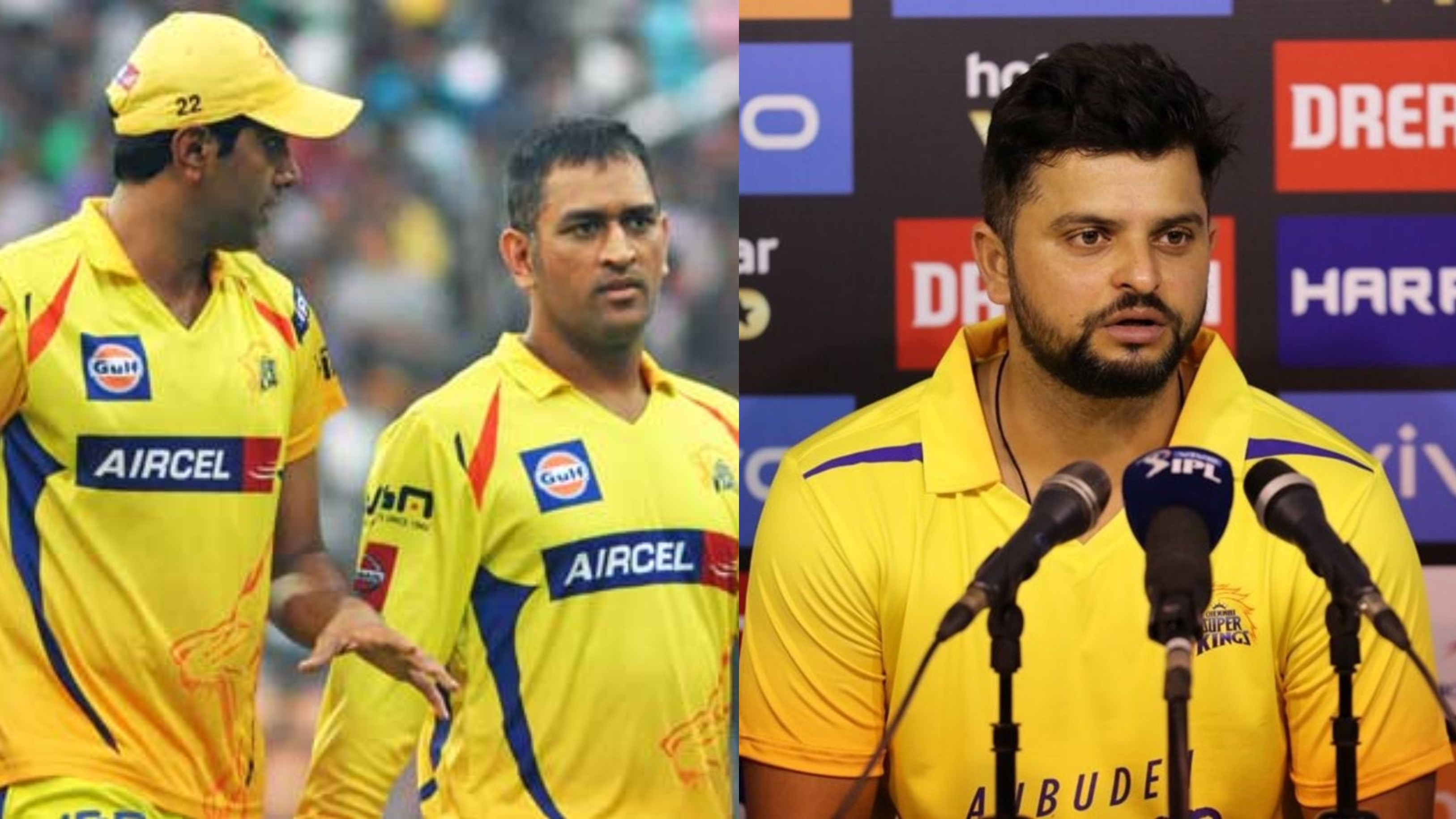 IPL: Suresh Raina explains why CSK captain MS Dhoni believed in R Ashwin