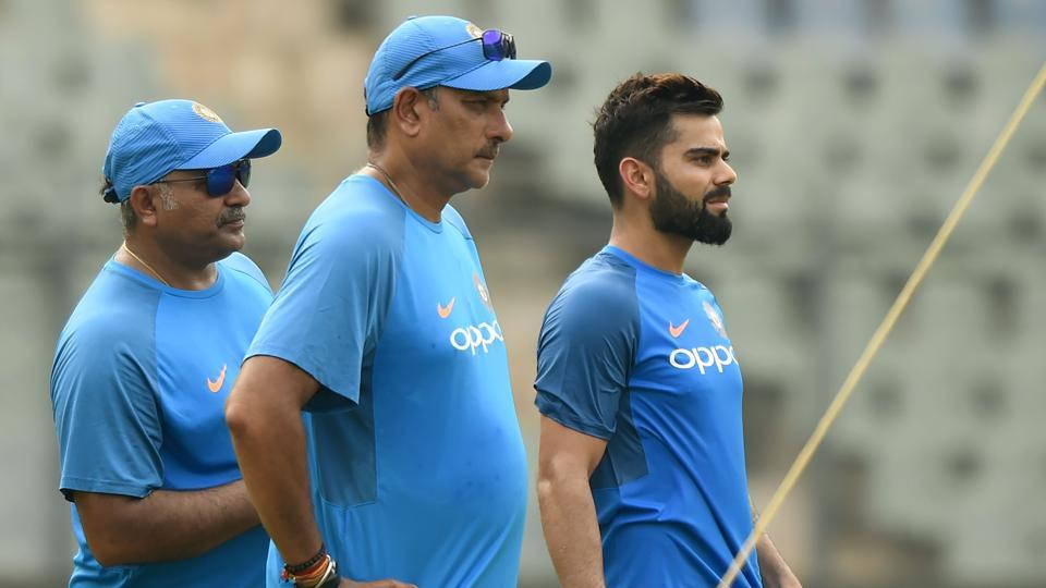 The Indian think tank is looking for an improved fielding performance in the fourth ODI. (HT Media)