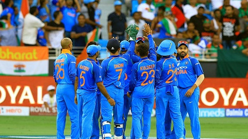 IND v WI 2018: India squad for first two ODIs vs WI announced by the BCCI