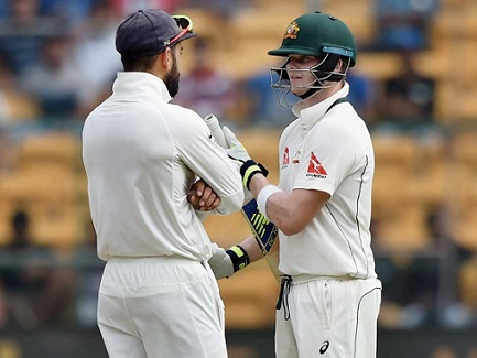 Virat Kohli and Steve Smith | PTI