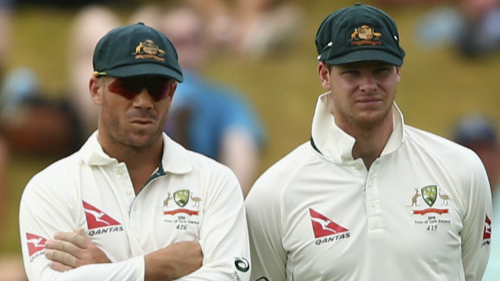 Reports suggest that Steve Smith and David Warner might cop 12 month ban each for ball tampering row