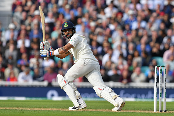 Kohli scored 593 runs in five Tests against England but couldn't save India from a series defeat | Getty