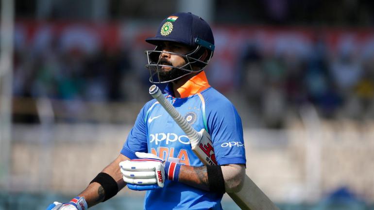 Virat Kohli implored himself into the controversy   AP