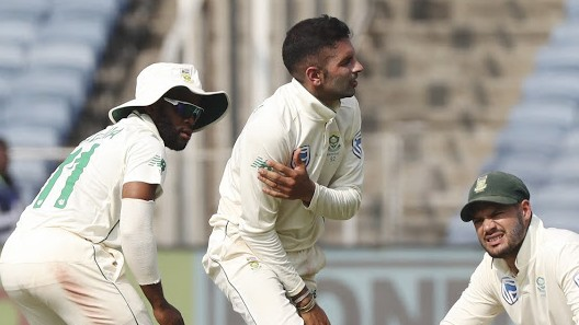 IND v SA 2019: Keshav Maharaj ruled out third Test against India in Ranchi; replacement named