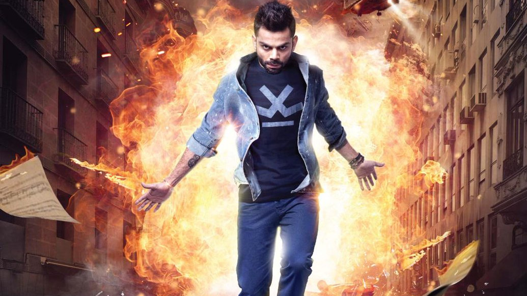 Virat Kohli creates buzz with his tweet; says he is making debut in a movie