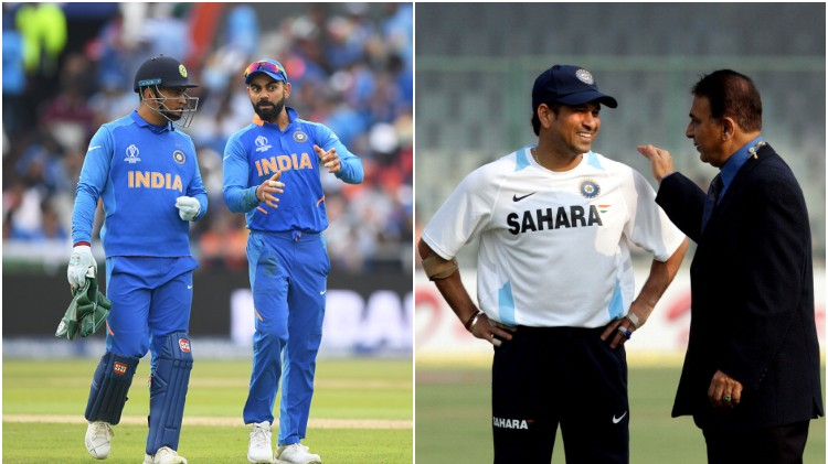 Sunil Gavaskar names his all-time India T20I XI; veterans included