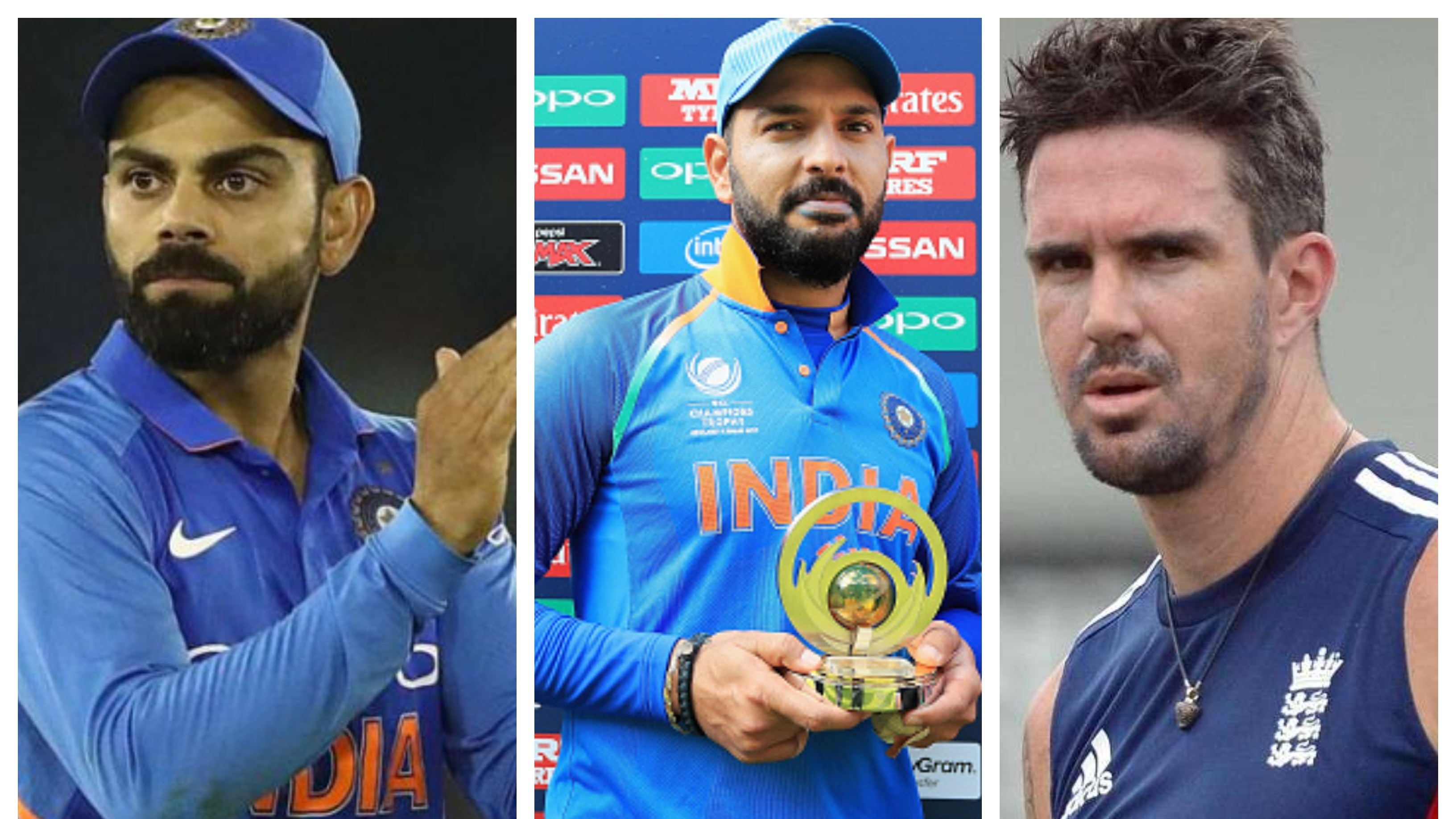 Cricket fraternity reacts as Yuvraj Singh calls time on his international cricket career
