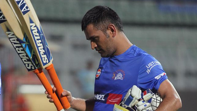 IPL 2018: MS Dhoni using curvier and lighter bats in this tournament
