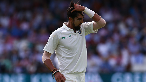 Ishant Sharma posts an update on his injury on social media