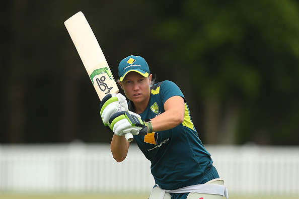 Alyssa Healy along with Australian squad flew this week to Brisbane | Getty Images