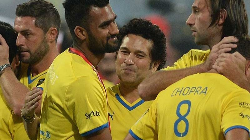Sachin Tendulkar's playing days experience help the Kerala Blasters in tough times, says David James