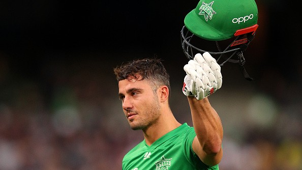BBL 09: WATCH- Marcus Stoinis' record 147* leads Stars to a massive 44-run win over Sixers