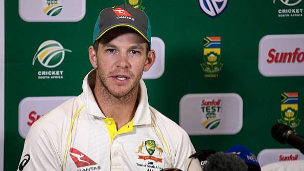 Tim Paine promises a different cricket culture for Australia post ball tampering saga