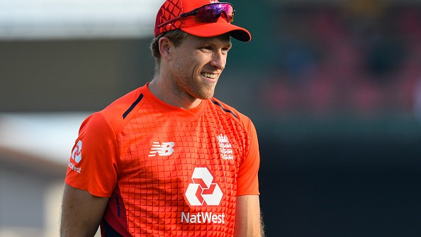 David Willey tests positive for COVID-19; set to miss the rest of T20 blast competition