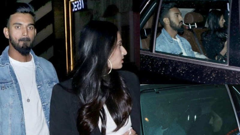 Athiya Shetty comments on the rumors of her relationship with KL Rahul