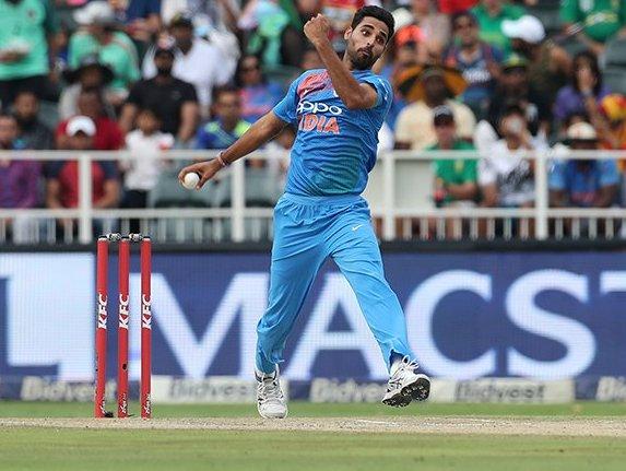 SA v IND 2018: Twitteratis praise Bhuvneshwar Kumar's awe-inspiring T20I 5-fer
