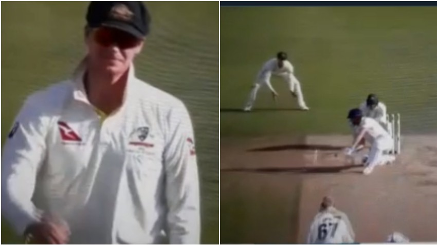 Ashes 2019: WATCH- Steve Smith gets fooled by Jonny Bairstow, again