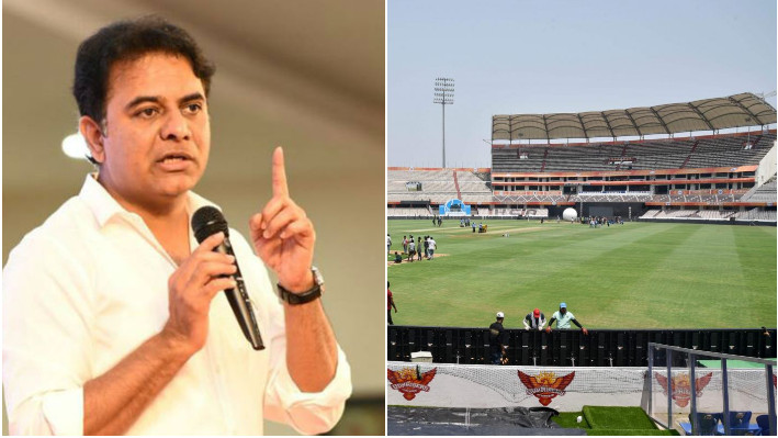 IPL 2021: Telangana Minister urges BCCI to host some IPL 14 matches in Hyderabad